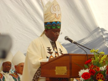 Rt Rev Bishop Dr Mlungisi Pius Dlungwane